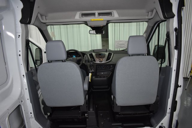 2018 Transit 250 Med Roof 4x2,  Empty Cargo Van #T4375 - photo 21
