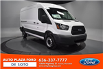 2018 Transit 250 Med Roof, Cargo Van #T4375 - photo 1