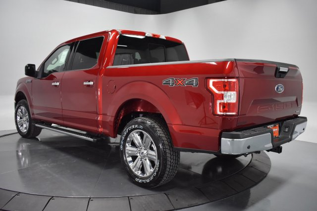 2018 F-150 SuperCrew Cab 4x4,  Pickup #T4380 - photo 3