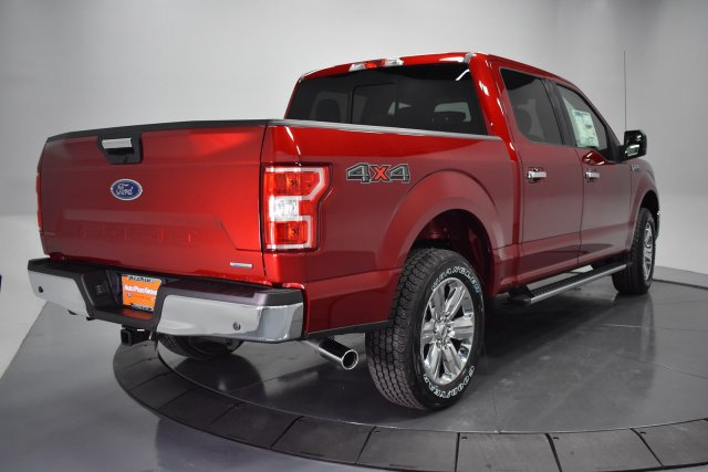 2018 F-150 SuperCrew Cab 4x4,  Pickup #T4380 - photo 2