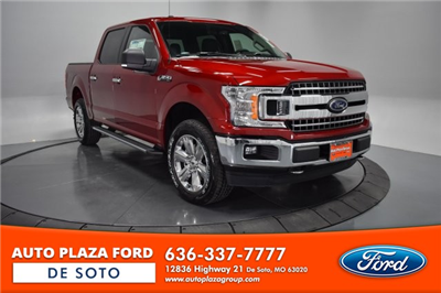 2018 F-150 SuperCrew Cab 4x4,  Pickup #T4380 - photo 1