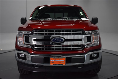 2018 F-150 SuperCrew Cab 4x4,  Pickup #T4380 - photo 4