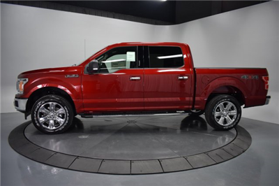 2018 F-150 SuperCrew Cab 4x4,  Pickup #T4380 - photo 6