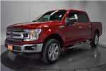 2018 F-150 SuperCrew Cab 4x4,  Pickup #T4380 - photo 5
