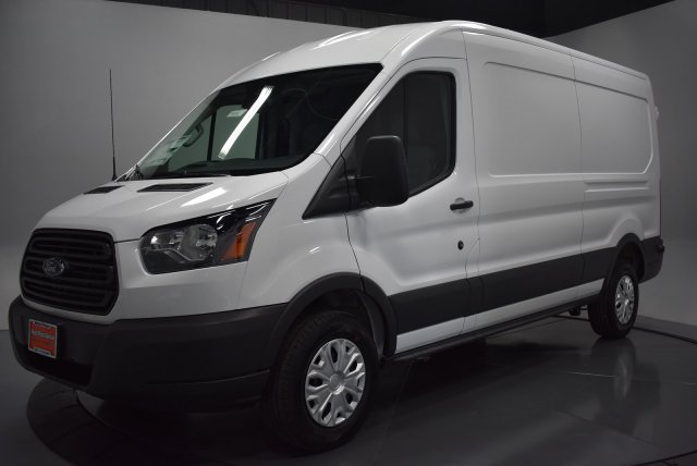 2018 Transit 250 Med Roof,  Empty Cargo Van #T4391 - photo 4