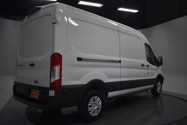 2018 Transit 250 Med Roof 4x2,  Empty Cargo Van #T4391 - photo 8