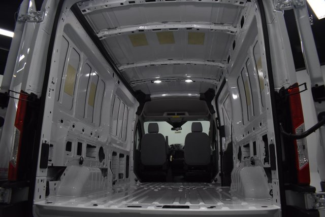 2018 Transit 250 Med Roof 4x2,  Empty Cargo Van #T4391 - photo 2