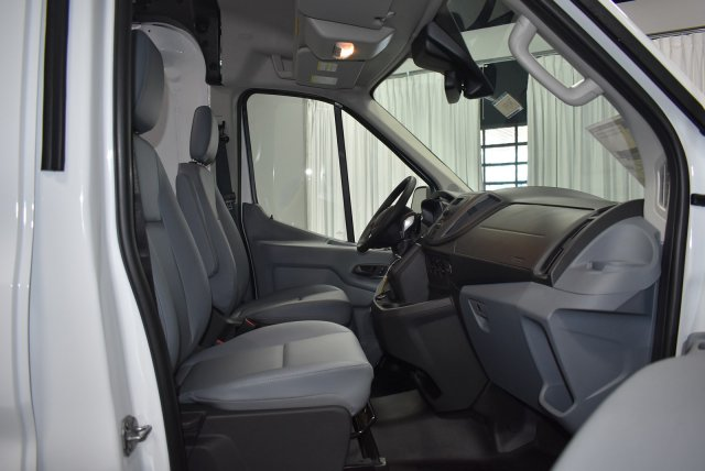 2018 Transit 250 Med Roof 4x2,  Empty Cargo Van #T4391 - photo 19