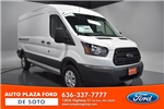 2018 Transit 250 Med Roof,  Empty Cargo Van #T4391 - photo 1
