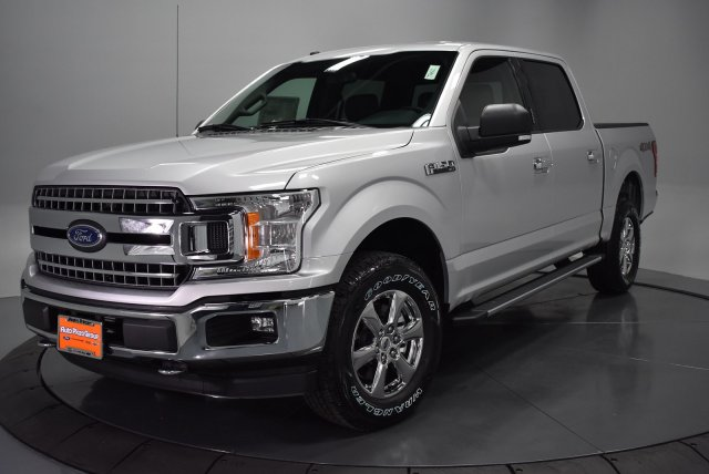 2018 F-150 SuperCrew Cab 4x4,  Pickup #T4422 - photo 4