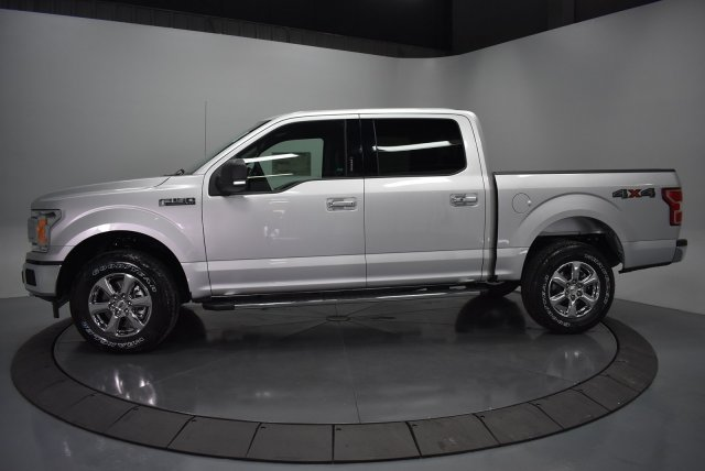 2018 F-150 SuperCrew Cab 4x4,  Pickup #T4422 - photo 5