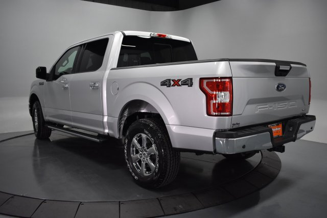 2018 F-150 SuperCrew Cab 4x4,  Pickup #T4422 - photo 6