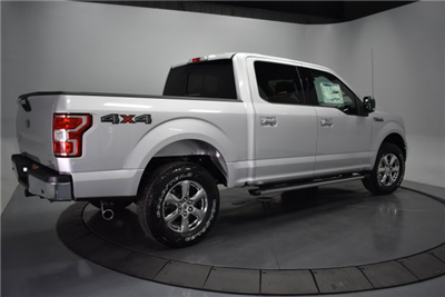 2018 F-150 SuperCrew Cab 4x4,  Pickup #T4422 - photo 2
