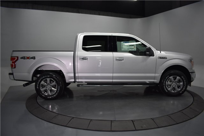 2018 F-150 SuperCrew Cab 4x4,  Pickup #T4422 - photo 8
