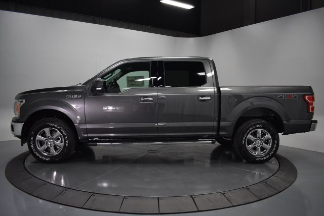 2018 F-150 SuperCrew Cab 4x4,  Pickup #T4428 - photo 5