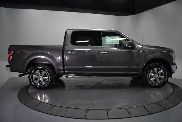 2018 F-150 SuperCrew Cab 4x4,  Pickup #T4428 - photo 8