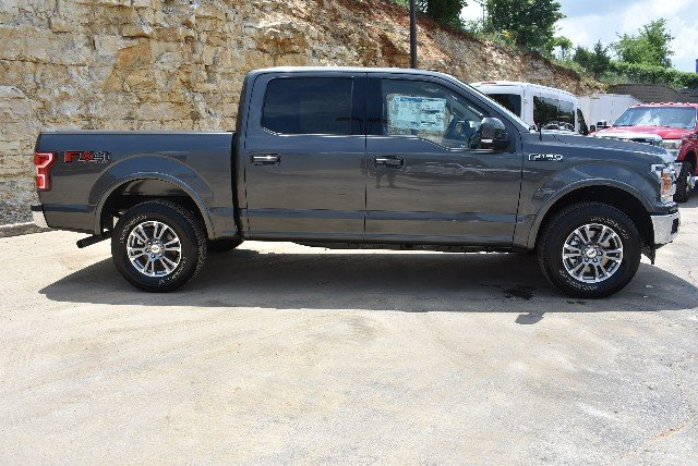 2018 F-150 SuperCrew Cab 4x4,  Pickup #T4436 - photo 4