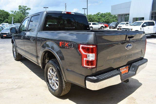 2018 F-150 SuperCrew Cab 4x4,  Pickup #T4436 - photo 2