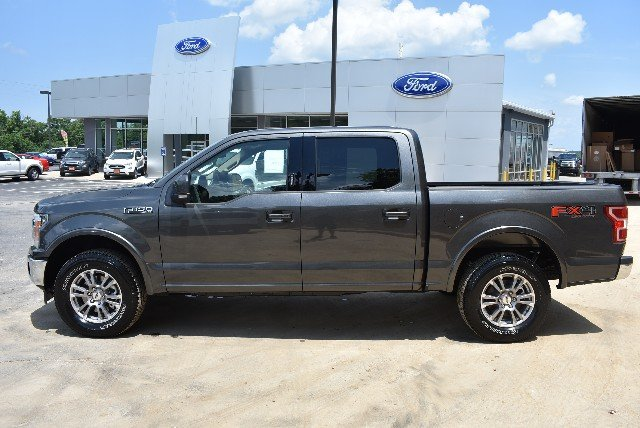 2018 F-150 SuperCrew Cab 4x4,  Pickup #T4436 - photo 7