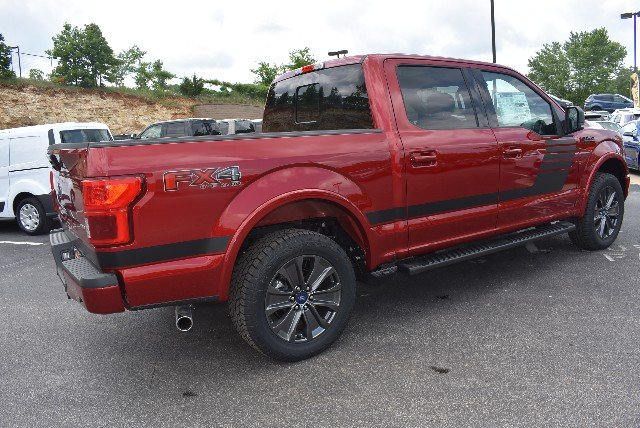 2018 F-150 SuperCrew Cab 4x4,  Pickup #T4469 - photo 3