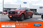 2018 F-150 SuperCrew Cab 4x4,  Pickup #T4469 - photo 1