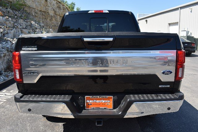 2018 F-150 SuperCrew Cab 4x4,  Pickup #T4479 - photo 6