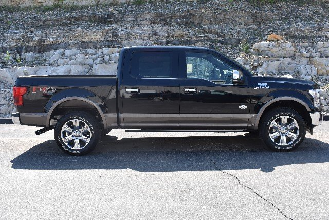 2018 F-150 SuperCrew Cab 4x4,  Pickup #T4479 - photo 7