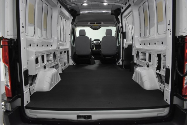 2018 Transit 250 Med Roof 4x2,  Empty Cargo Van #T4501 - photo 2