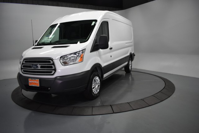 2018 Transit 250 Med Roof 4x2,  Empty Cargo Van #T4501 - photo 5
