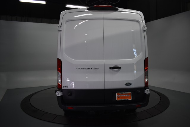 2018 Transit 250 Med Roof 4x2,  Empty Cargo Van #T4501 - photo 8