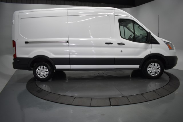 2018 Transit 250 Med Roof 4x2,  Empty Cargo Van #T4501 - photo 9