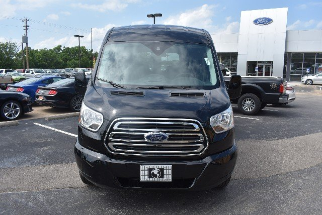 2018 Transit 250 Med Roof 4x2,  Passenger Wagon #T4502 - photo 4