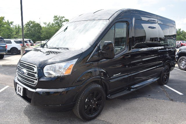 2018 Transit 250 Med Roof 4x2,  Passenger Wagon #T4502 - photo 5