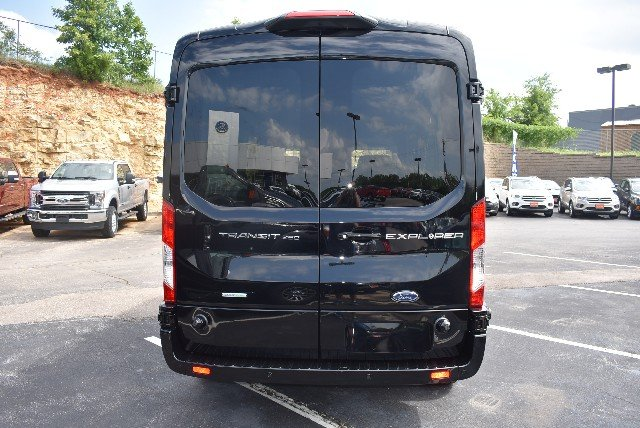 2018 Transit 250 Med Roof 4x2,  Passenger Wagon #T4502 - photo 8