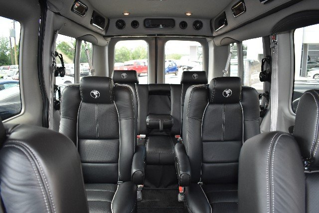 2018 Transit 250 Med Roof 4x2,  Passenger Wagon #T4502 - photo 27
