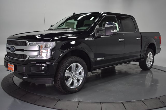 2018 F-150 SuperCrew Cab 4x4,  Pickup #T4515 - photo 4
