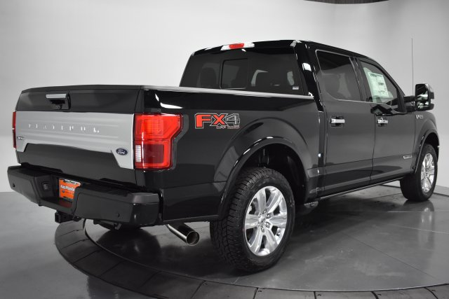 2018 F-150 SuperCrew Cab 4x4,  Pickup #T4515 - photo 2