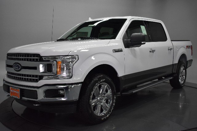 2018 F-150 SuperCrew Cab 4x4,  Pickup #T4525 - photo 4