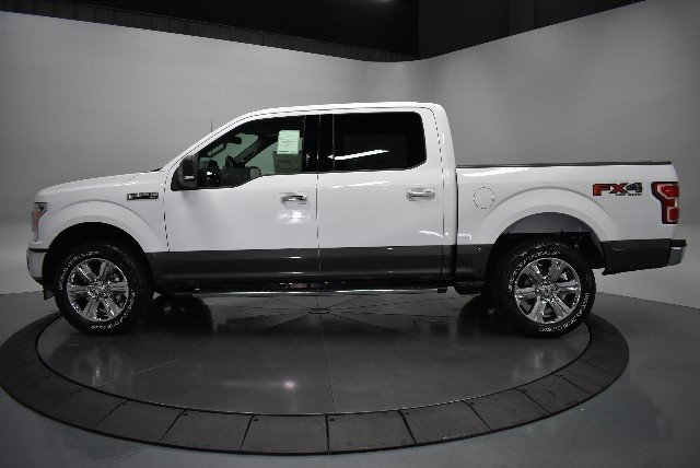 2018 F-150 SuperCrew Cab 4x4,  Pickup #T4525 - photo 5