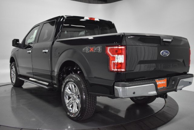 2018 F-150 SuperCrew Cab 4x4,  Pickup #T4534 - photo 6