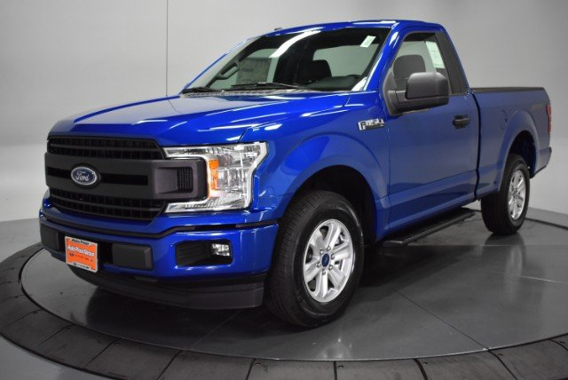 2018 F-150 Regular Cab 4x2,  Pickup #T4543 - photo 4