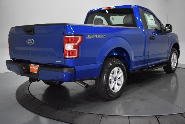 2018 F-150 Regular Cab 4x2,  Pickup #T4543 - photo 2