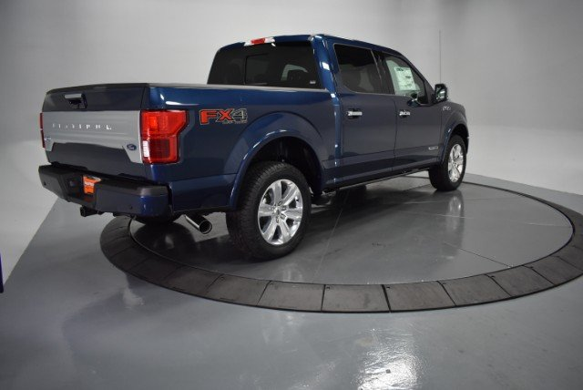 2018 F-150 SuperCrew Cab 4x4,  Pickup #T4561 - photo 2