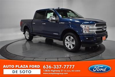2018 F-150 SuperCrew Cab 4x4,  Pickup #T4561 - photo 1