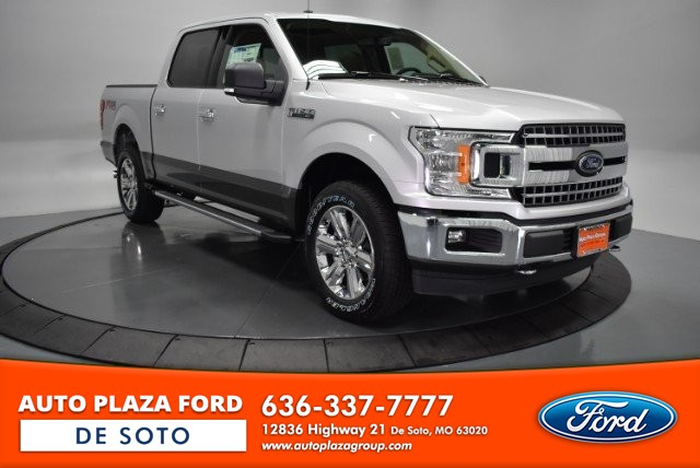 2018 F-150 SuperCrew Cab 4x4,  Pickup #T4567 - photo 1