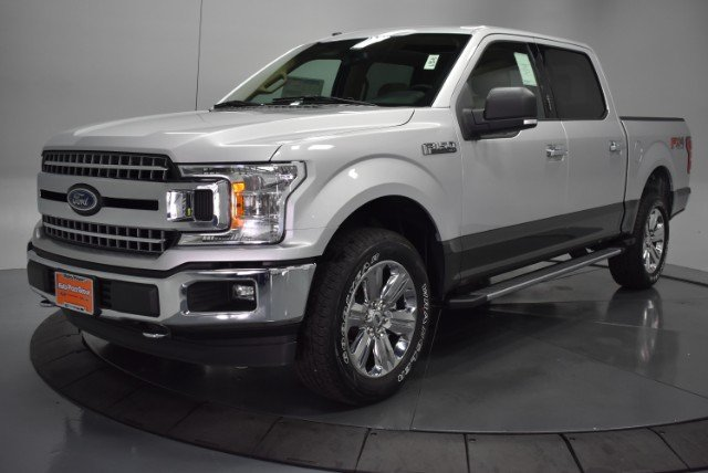 2018 F-150 SuperCrew Cab 4x4,  Pickup #T4567 - photo 4