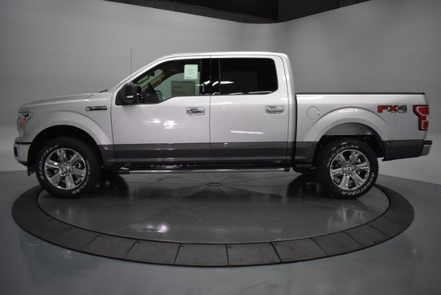 2018 F-150 SuperCrew Cab 4x4,  Pickup #T4567 - photo 5