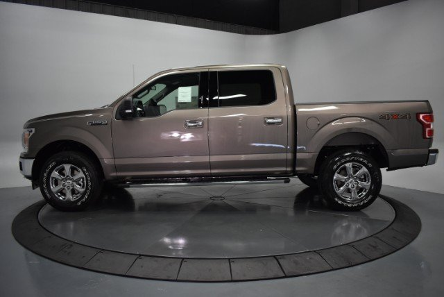 2018 F-150 SuperCrew Cab 4x4,  Pickup #T4587 - photo 5