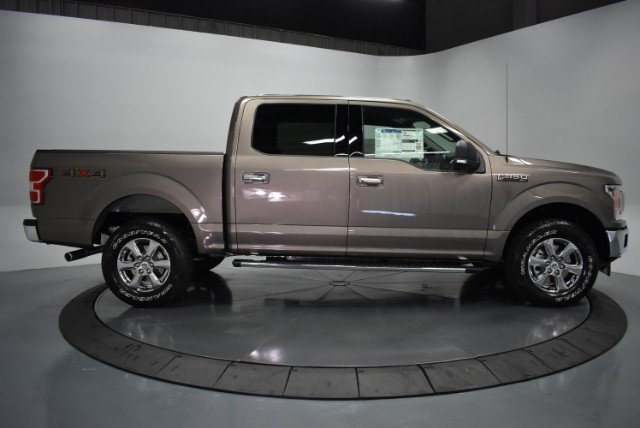 2018 F-150 SuperCrew Cab 4x4,  Pickup #T4587 - photo 8