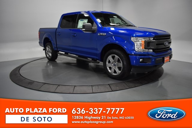 2018 F-150 SuperCrew Cab 4x4,  Pickup #T4595 - photo 1